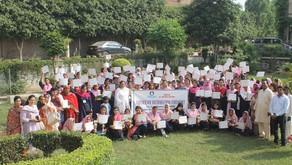 Empowering 120 Rural women through Skill.