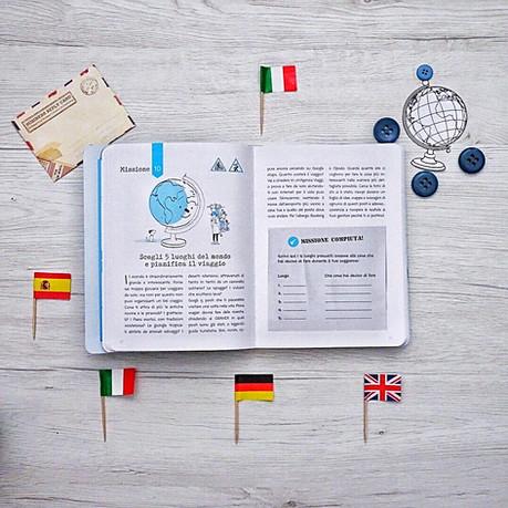 Il manuale delle 50 missioni segrete per sopravvivere al mondo dei grandi