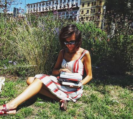 5 LIBRI PER ADULTI: COSA METTERE IN VALIGIA (#nonsapevocosaleggere)