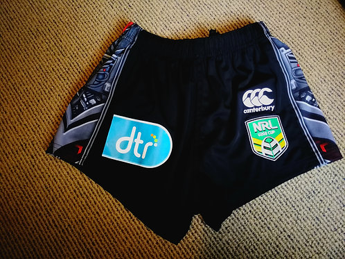 Warriors U20 home shorts E522488
