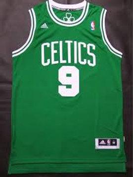 NBA Boston Celtics Rondo 9 Singlet