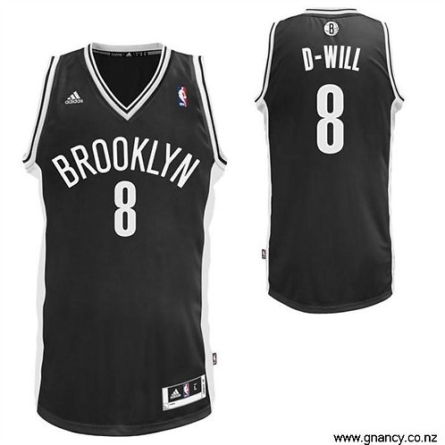 NBA Brooklyn Nets D-Will 8 Singlet
