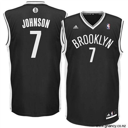 NBA Brooklyn Nets Joe Johnson 7 Singlet