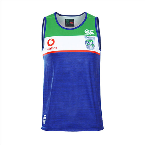 2019 Vapodri Warriors training singlet