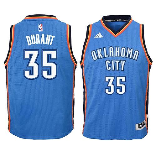 NBA Oklahoma City Thunder Durant 35 Singlet