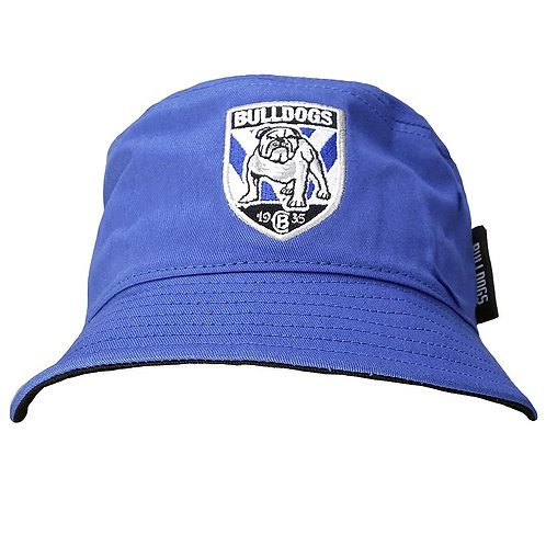 Bulldogs supporters Bucket hat - kids and adult size