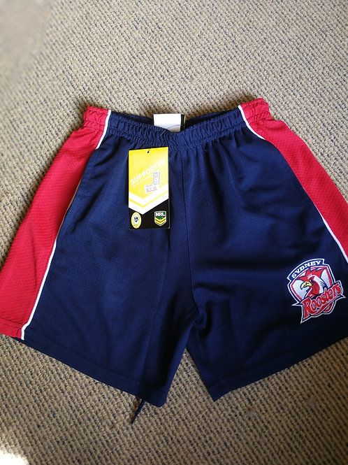 Roosters Training shorts Brand new