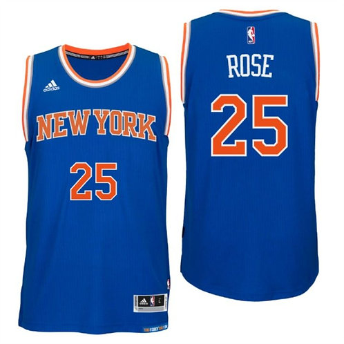 NBA New York Rose 25 Singlet