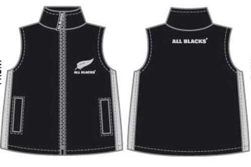 New Zealand All Blacks kids microfiber vest