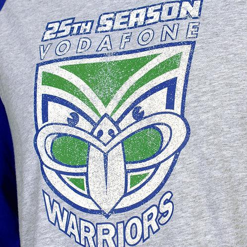 Warriors 2019 long sleeve tee
