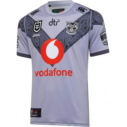 Warriors 2020 Shark jersey