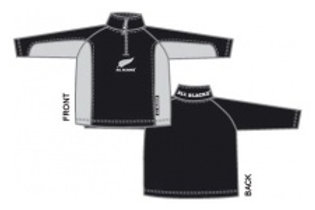 copy of All blacks infants polar fleece sweat AB072S