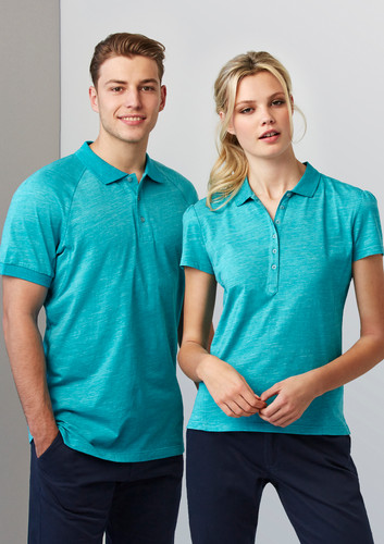 100% cotton polo