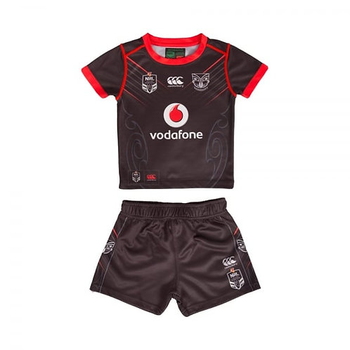 B8092931 Warriors2017Home Infant Set