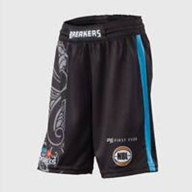 Breakers home shorts ISC collectors