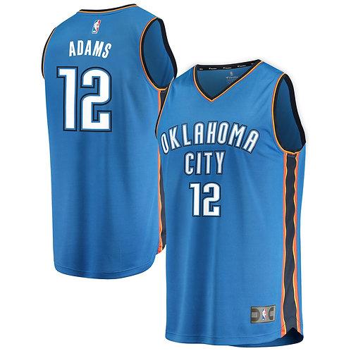 NBA Oklahoma City Thunder Adams 12 Singlet
