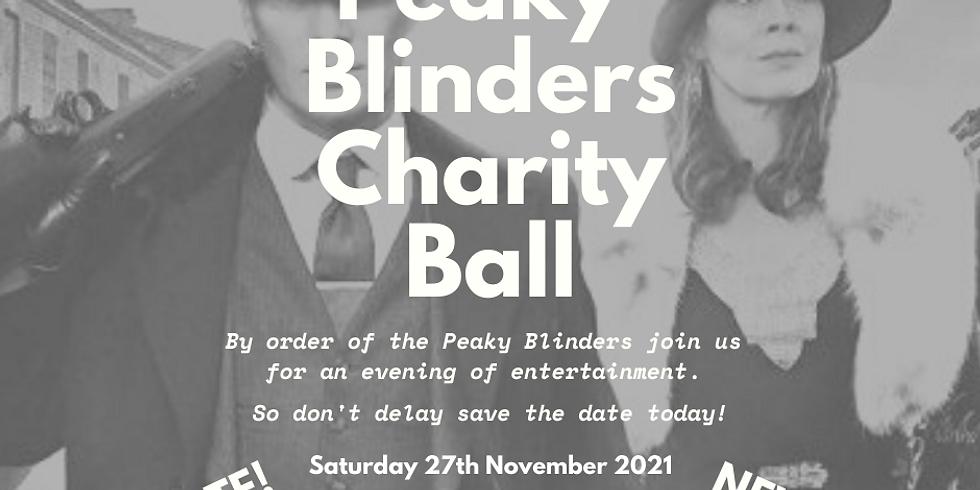 Peaky Blinders Charity Ball