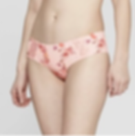 Women's Laser Cut Cheeky with Lace - Aud