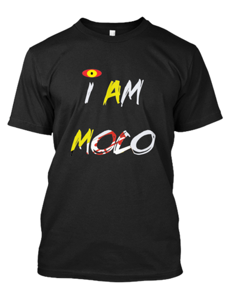 I Am MOCO B&W T-Shirt