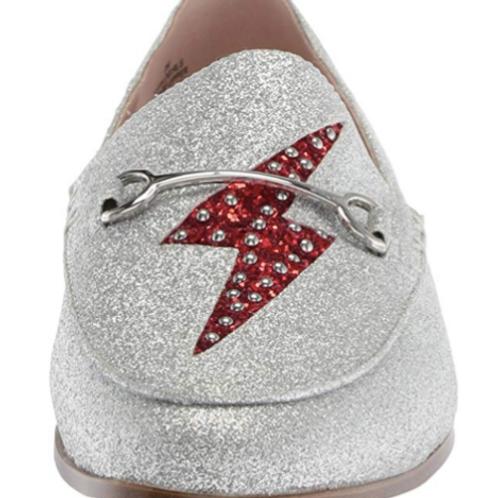 NINE WEST Women's WILDGIRLS Synthetic Loafer Flat Size 6