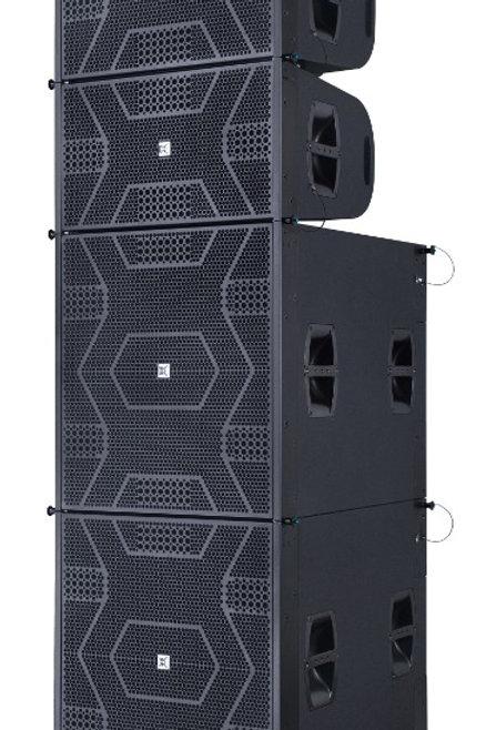 W-3P / W-21P Line Array System 4800W RMS