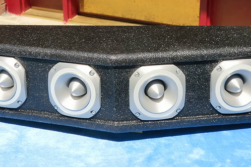 JAH BT400 Quad Super Tweeter Cabinet