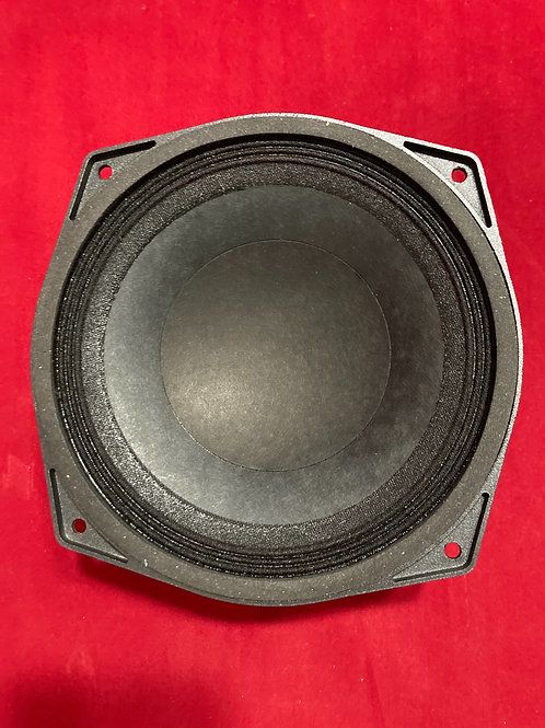 "6.5 Inch 120W RMS Neodymium Midrange Line Array Speaker, 2"" Voice Coil"