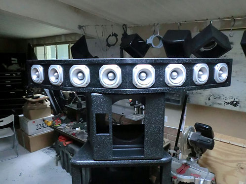 JAH BT800-OCTO Bullet Tweeter Cabinet
