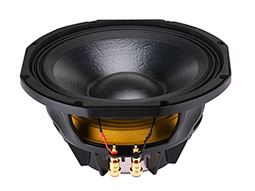 """10 Inch 350W Low Frequency Neodymium Woofer, 3"""" Voice Coil"""
