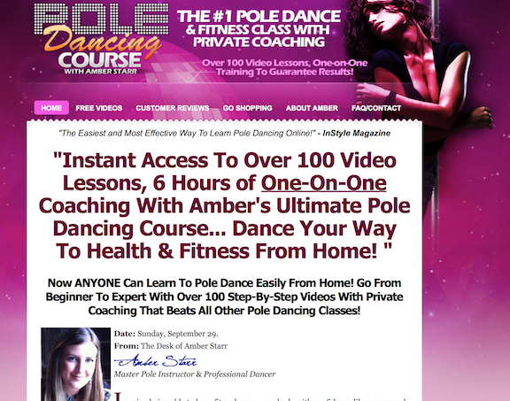Pole Dancing Course