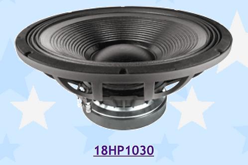 "Faital Pro 18HP1030-418"" 1200W RMS Woofer"