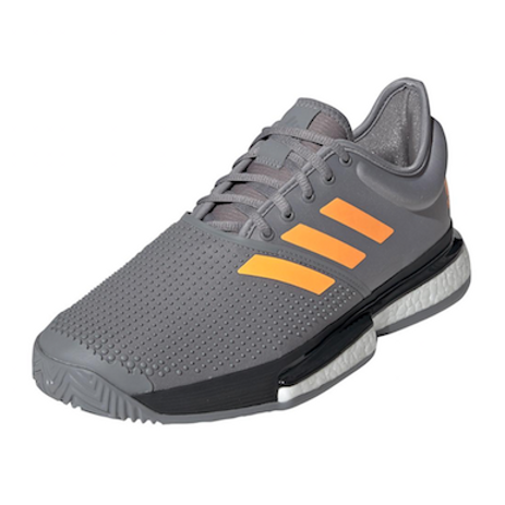 adidas Men`s SoleCourt Boost Tennis Shoes Size 10