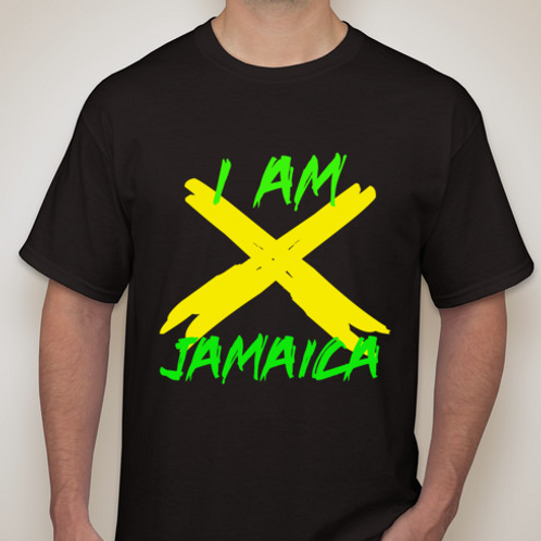 I Am Jamaica T-shirt