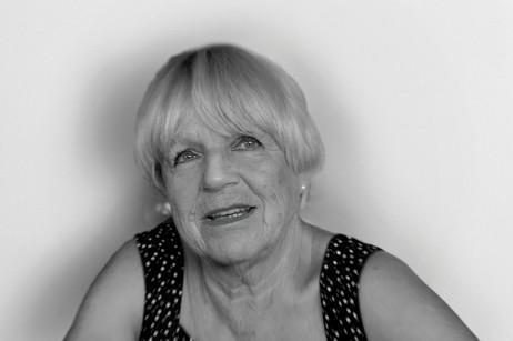 Porträt Gisela Oechelhaeuser Foto: Peter Koppatsch