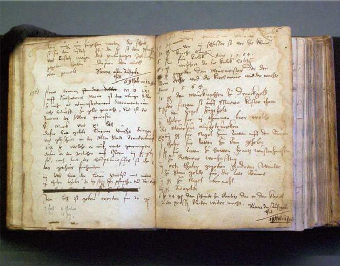 Kirchenrechnungsbuch