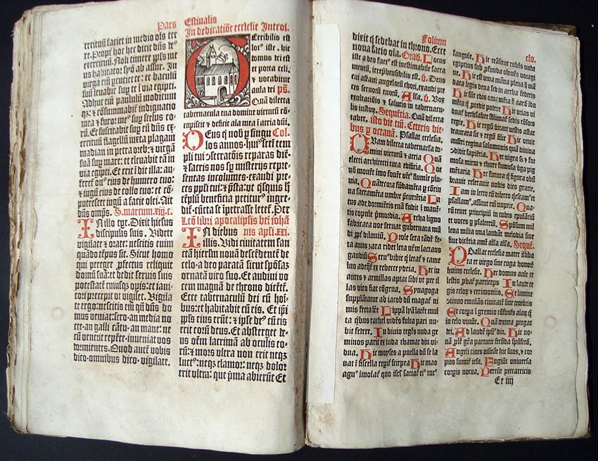 Messbuch