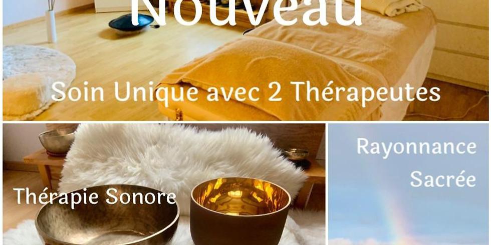 """Soin """"Unique"""" avec """"deux"""" Thérapeutes"""