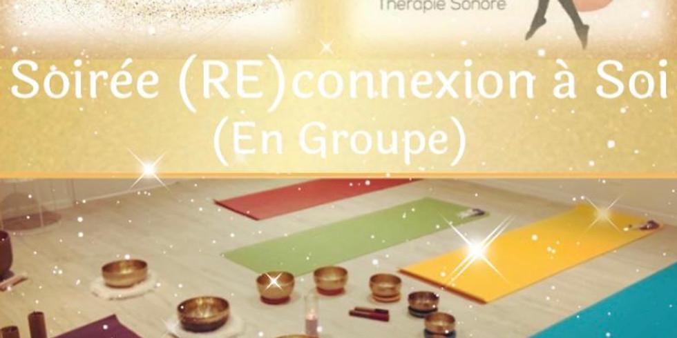 COMPLET ! Soirée Reconnexion à Soi -  Thérapie Sonore et Rayons Sacrés
