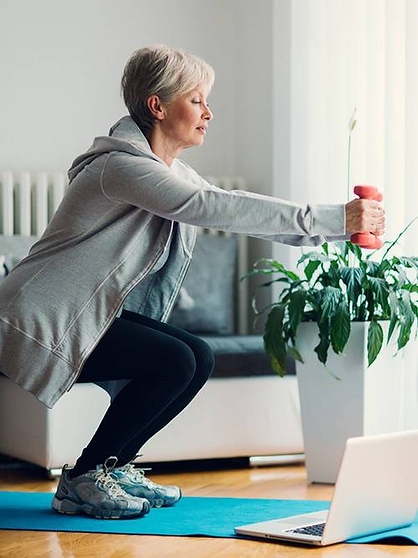 The 5 Workouts Every Woman Over 50 Shoul