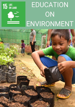 15 EDUCATION ON ENVIRONMENT