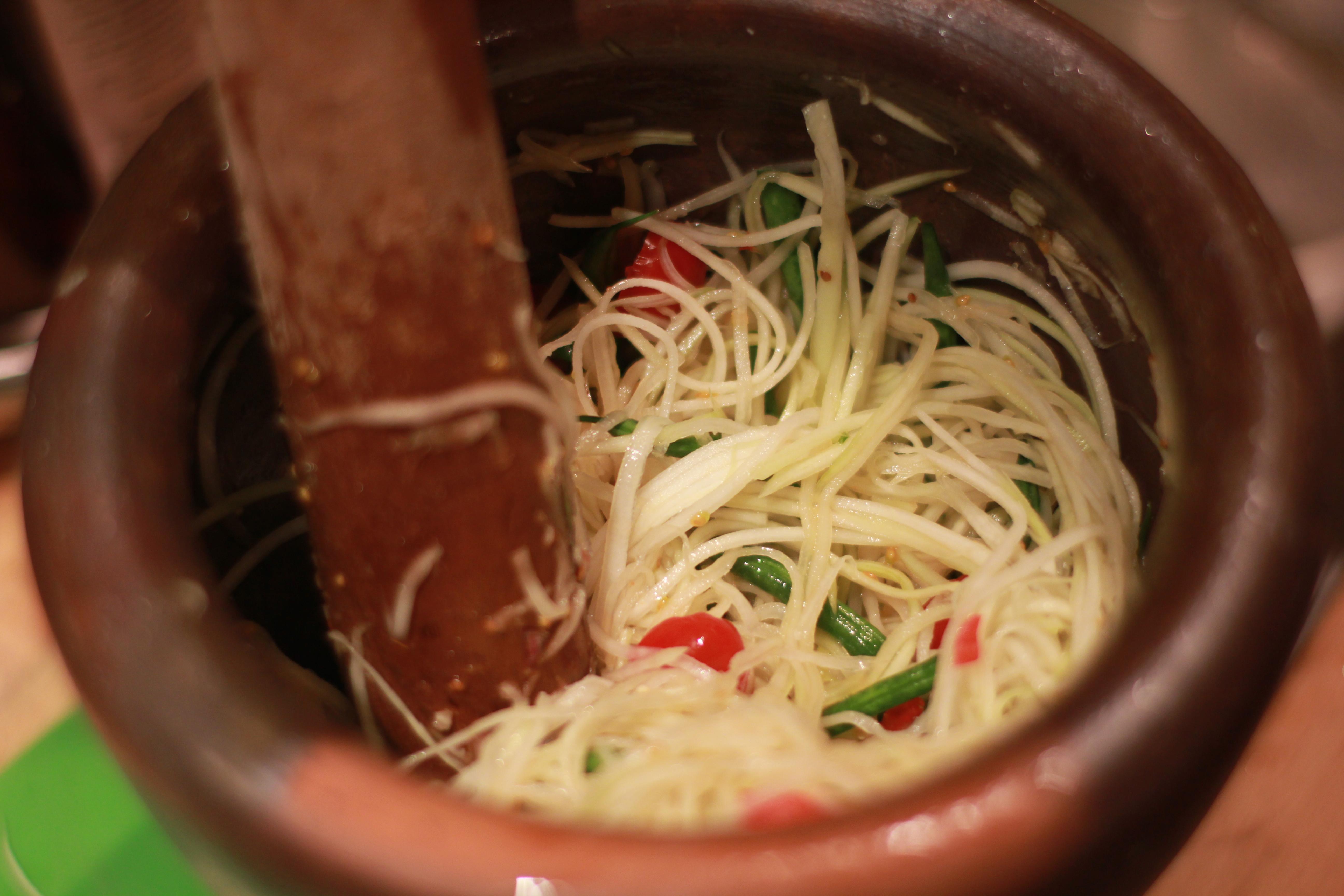 Original Som Tam salad