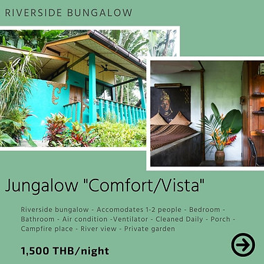 Jungalow Comfort | Vista