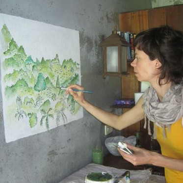 Artist in Residence at Eco-Logic
