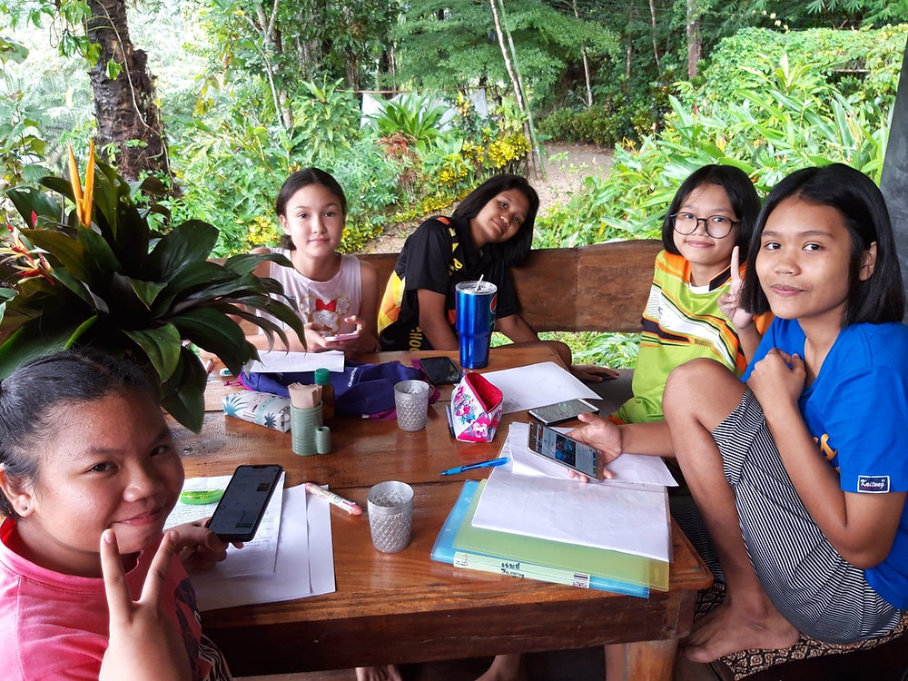Meet the Next Generation: enny, Raatri, Dau, Oum and Duan