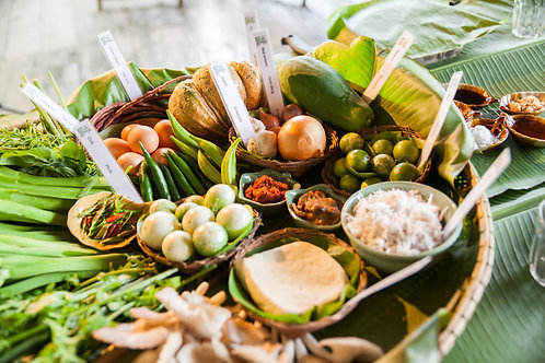 THE TASTE OF PAKSONG: cooking real Thai food