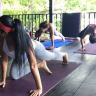 Yoga with Lek