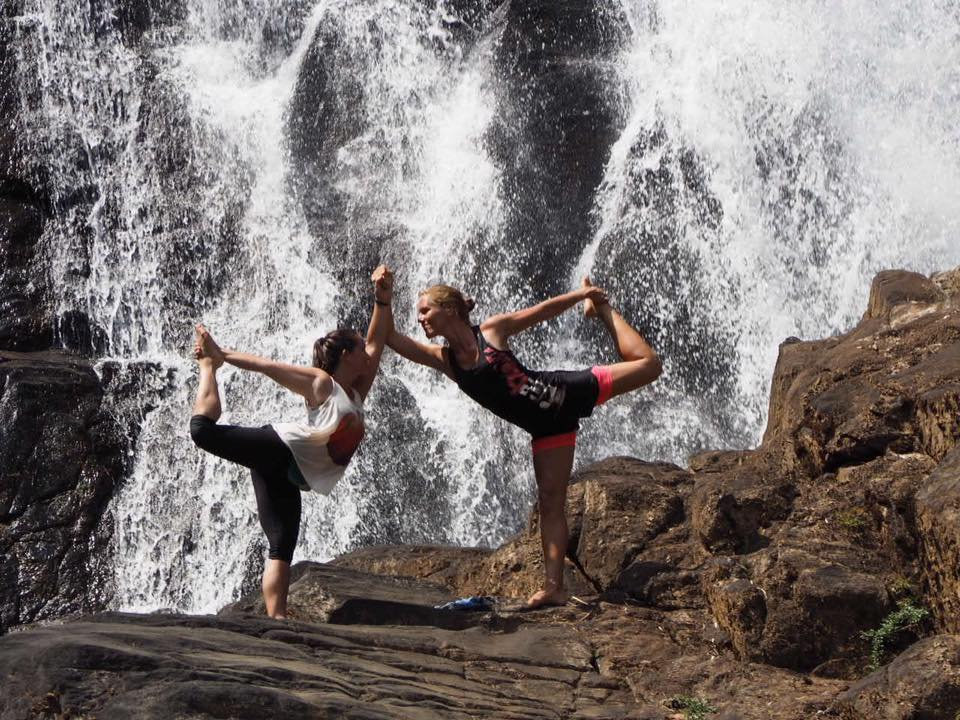 yoga waterfall2