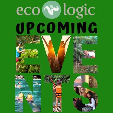 Event calendar Eco-Logic