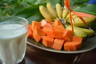 food breakfast yogurt and fruit (4).JPG
