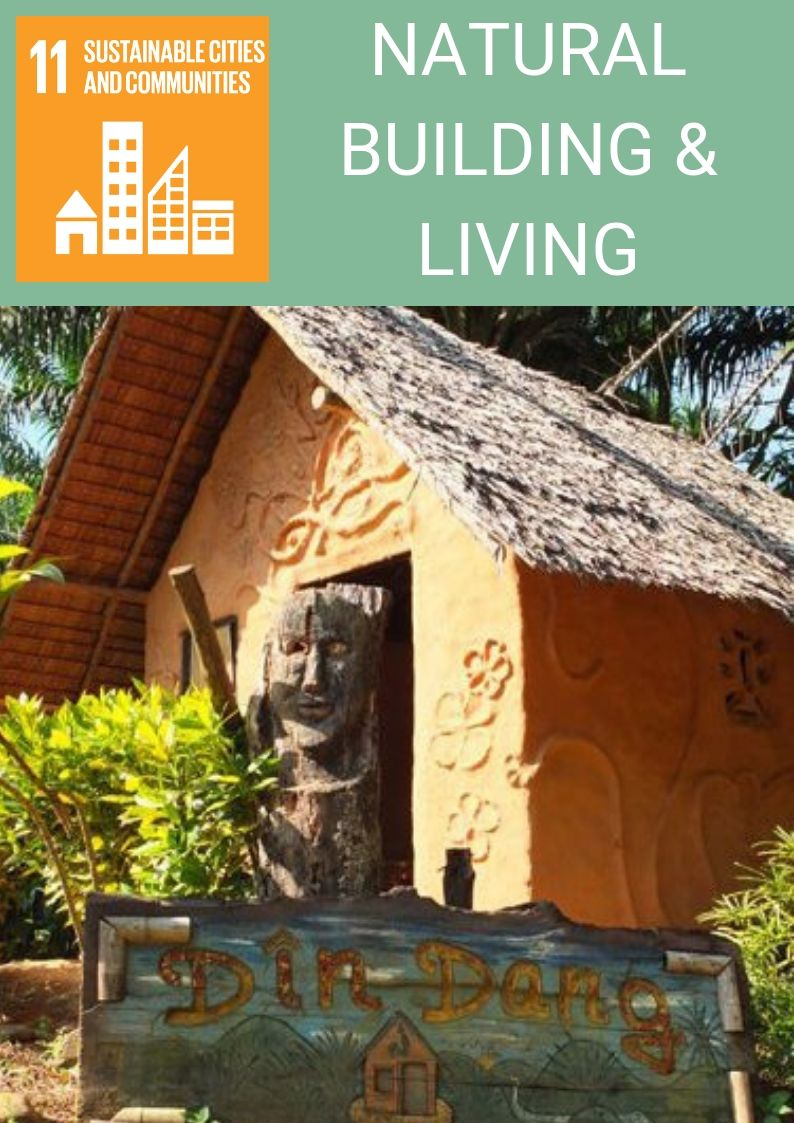 11 NATURAL BUILDING AND LIVING